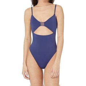 Hobie navy swimwear one piece